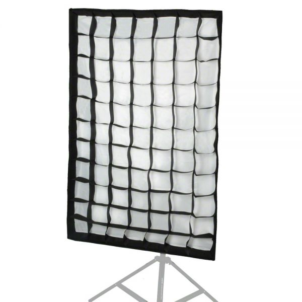 Walimex pro Softbox PLUS 80x120cm + Univ. Adapter