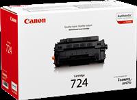 Canon Toner schwarz 724 3481B002 ~6000 Seiten