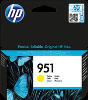 HP Tintenpatrone Gelb CN052AE 951 ~700 Seiten