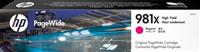 HP Tintenpatrone Magenta L0R10A 981X ~10000 Seiten