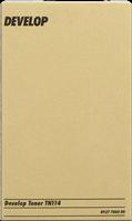 Develop Toner schwarz 8937-7860-00 TN114 2x413g