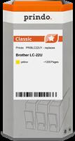 Prindo Tintenpatrone Gelb PRIBLC22UY LC-22 ~1200 Seiten Prindo CLASSIC: DIE Alternative, Top Qualitä