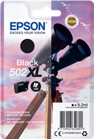 Epson Tintenpatrone Schwarz C13T02W14010 502XL ~550 Seiten 9.2ml