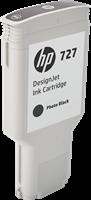 HP Tintenpatrone Schwarz (Foto) F9J79A 727 300ml