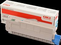 OKI Toner Cyan 46507507 C612 ~6000 Seiten