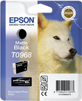 Epson Tintenpatrone schwarz (matt) C13T09684010 T0968 11.4ml