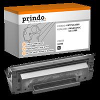 Prindo Toner schwarz PRTPUG3380 ~8000 Seiten kompatibel mit Panasonic UG-3380