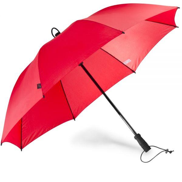Swing handsfree Regenschirm rot
