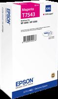 Epson Tintenpatrone Magenta C13T754340 T7543 ~7000 Seiten 69ml XXL