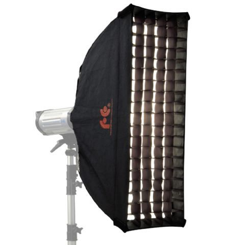 Falcon Eyes Softbox 60x90 cm + Waben SBQ-6090HC