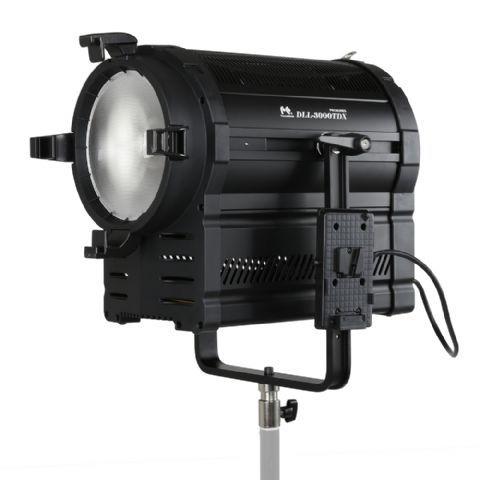 Falcon Eyes Bi-Color LED Spot Lampe Dimmbar DLL-3000TDX auf 230V