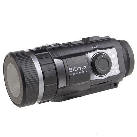 SiOnyx Digitales Farb-Nachtsichtgerät Aurora Black