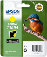 Epson Tintenpatrone gelb C13T15944010 T1594 17ml