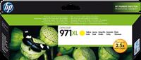 HP Tintenpatrone gelb CN628AE 971 XL ~6600 Seiten