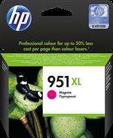HP Tintenpatrone magenta CN047AE 951 XL ~1500 Seiten