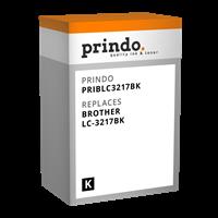 Prindo Tintenpatrone Schwarz PRIBLC3217BK LC-3217 ~550 Seiten Prindo CLASSIC: DIE Alternative, Top Q