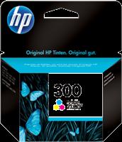 HP Tintenpatrone color CC643EE 300 ~165 Seiten