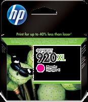 HP Tintenpatrone magenta CD973AE 920 XL ~700 Seiten