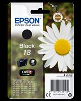 Epson Tintenpatrone schwarz C13T18014012 T1801 ~175 Seiten 5.2ml
