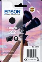 Epson Tintenpatrone Schwarz C13T02V14010 502 ~210 Seiten 4.6ml