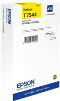 Epson Tintenpatrone Gelb C13T754440 T7544 ~7000 Seiten 69ml XXL