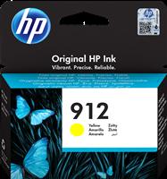 HP Tintenpatrone Gelb 3YL79AE 912 ~315 Seiten