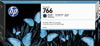 HP Tintenpatrone Schwarz (Matt) P2V92A 766 300ml