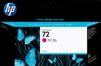 HP Tintenpatrone magenta C9372A 72 130ml