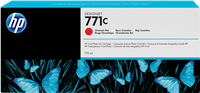 HP Tintenpatrone rot (chrom.) B6Y08A 771C 775ml