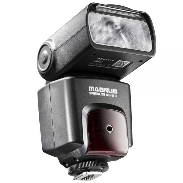 Miglior prezzo Aputure System Flash MG-58TL for Canon -