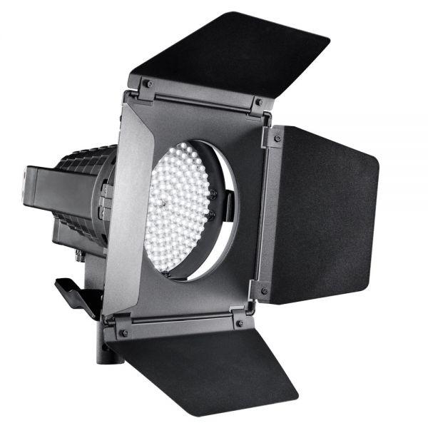 Kopie von walimex pro LED Spotlight + Abschirmklappen B Ware
