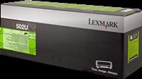 Lexmark Toner schwarz 50F2U00 502U ~20000 Seiten Rückgabe-Druckkassette