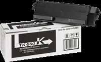 Kyocera Toner schwarz TK-590k 1T02KV0NL0 ~7000 Seiten