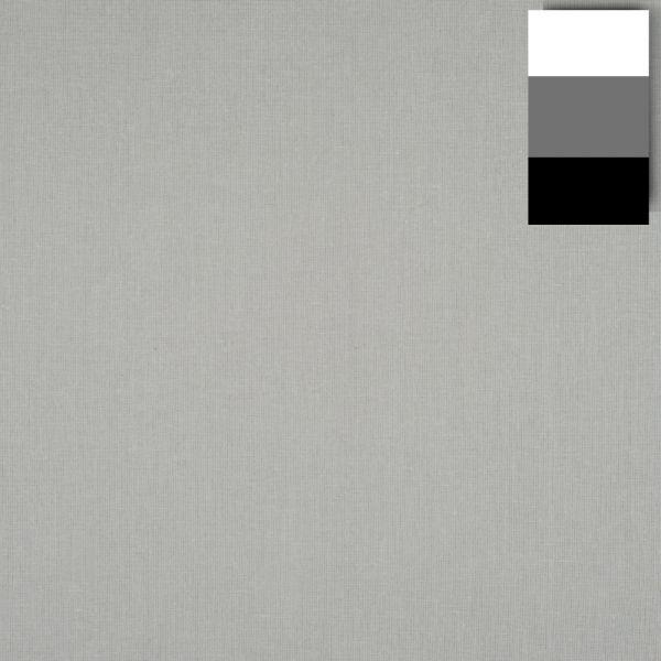 Walimex Stoffhintergrund 2,85x6m, platingrau