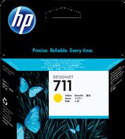 HP Tintenpatrone gelb CZ132A 711 29ml