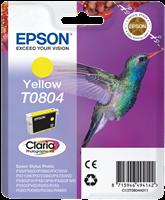 Epson Tintenpatrone gelb C13T08044011 T0804 ~520 Seiten 7.4ml