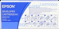 Epson Toner Schwarz C13S050167 S050167 ~3000 Seiten