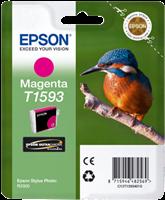 Epson Tintenpatrone magenta C13T15934010 T1593 17ml