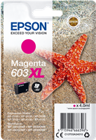 Epson Tintenpatrone Magenta C13T03A34010 603XL ~350 Seiten