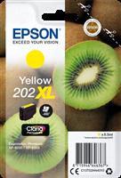 Epson Tintenpatrone Gelb C13T02H44010 202XL ~650 Seiten 8.5ml