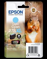 Epson Tintenpatrone Cyan (hell) C13T37954010 378XL ~830 Seiten 10.3ml