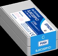 Epson Tintenpatrone cyan C33S020602 SJIC22P/C 32.5ml