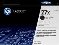 HP Toner schwarz C4127X 27X ~10000 Seiten