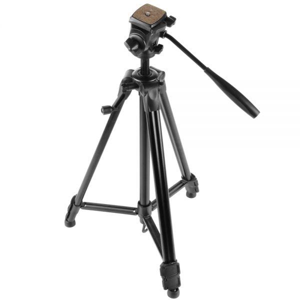 Miglior prezzo treppiedi walimex FW-3950 Semi-Pro con testa, 155cm -