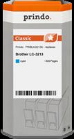 Prindo Tintenpatrone Cyan PRIBLC3213C LC-3213 ~400 Seiten Prindo CLASSIC: DIE Alternative, Top Quali