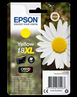 Epson Tintenpatrone gelb C13T18144012 T1814 ~450 Seiten 6.6ml C13T18144010