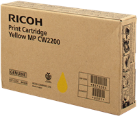 Ricoh Tintenpatrone gelb 841638 MP CW2200 100ml
