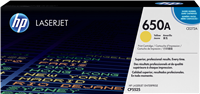 HP Toner gelb CE272A 650A ~15000 Seiten