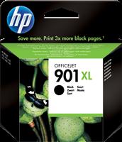 HP Tintenpatrone schwarz CC654AE 901 XL ~700 Seiten