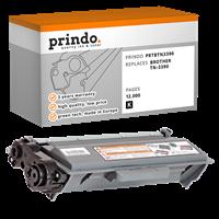Prindo Toner schwarz PRTBTN3390 ~12000 Seiten kompatibel mit Brother TN-3390